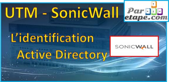 SonicWall et l'identification LDAP